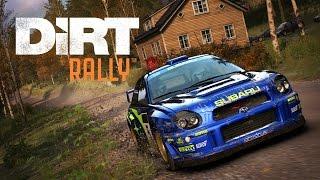 DiRT Rally - Раллийный симулятор 2.0 (Обзор)