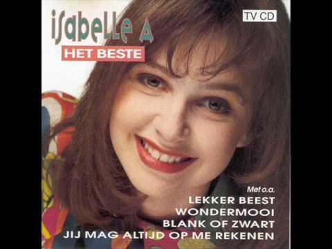 Isabelle A  Blank Of Zwart