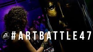 Art Battle Brasil #47 - 19/07/2018