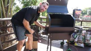 Replace Auger Assembly on a Green Mountain Grill