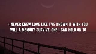 Whitney Houston   I Have Nothing Lyrics