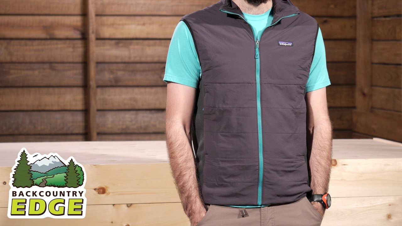 Patagonia Men s Nano-Air Light Hybrid Vest - YouTube 417968efc867