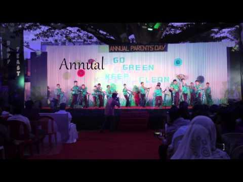 St Paul High School (Dadar) Annual Day 2015 Teaser