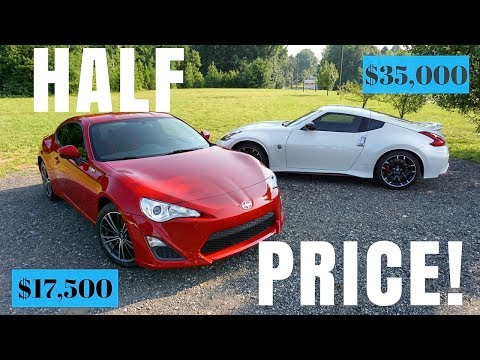 Why Would You Buy A Scion FR-S?