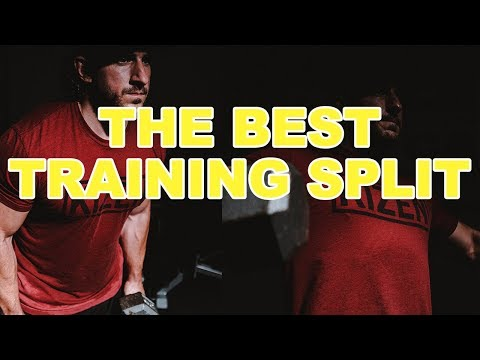 The Best Training Splits & Programming For Powerlifting & Bodybuilding