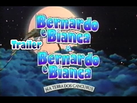 Trailer do filme Bernardo e Bianca