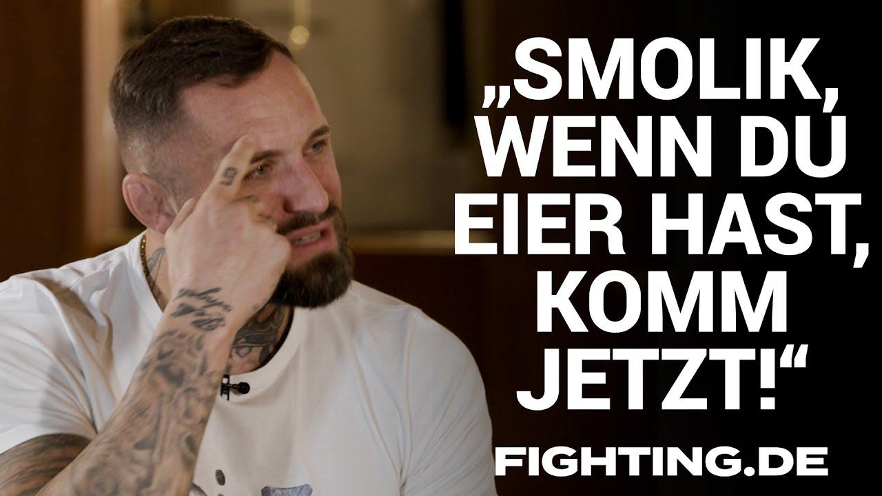 Download Christian Eckerlin über Smolik-Herausforderung, KSW und Coga vs Trabelsi - FIGHTING