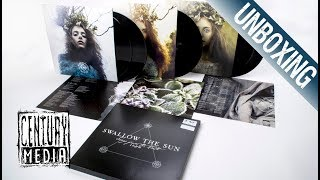 SWALLOW THE SUN - Songs From The North I, II & III (Unboxing)