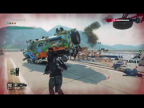 I made the AI wish come true |Just Cause 4 Reloaded |