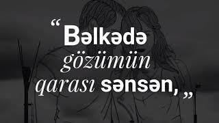 Sevgiye Aid Menali Şeir(whatsapp ucun)