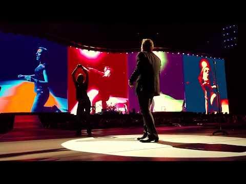 U2, Mysterious Ways, Cleveland, 7/1/17...