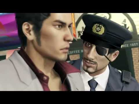 Yakuza 1: Extreme [Kiwami] - Debut Trailer [PS3/PS4] [Subbed]