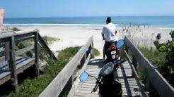 Scooter Rentals Cocoa Beach Florida - 9-30-2011