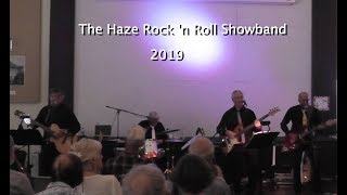The HAZE Rock 'n Roll Showband in Concert 2019