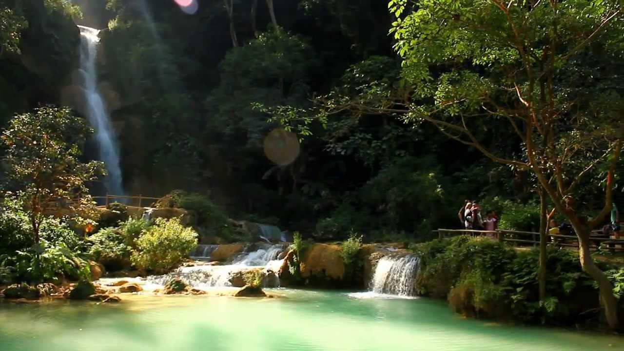 Turismo y viajes a Laos - YouTube
