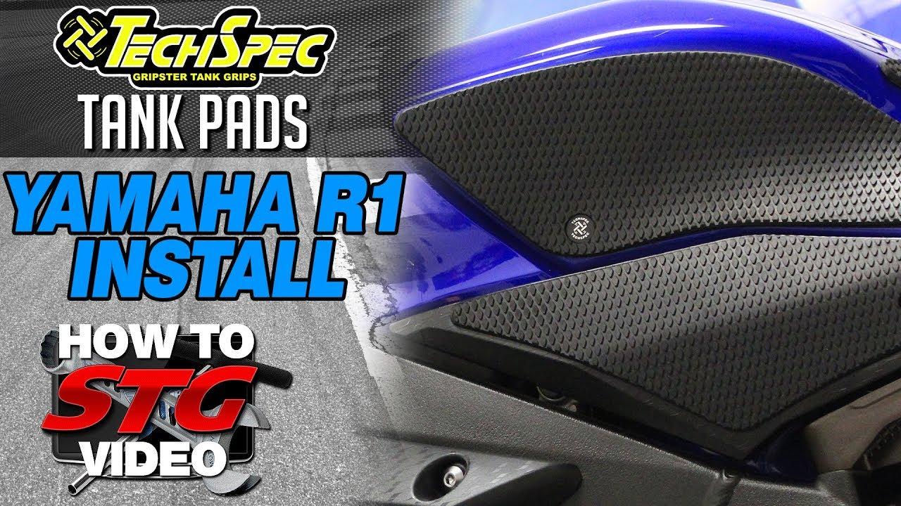 Yamaha R Tank Pads