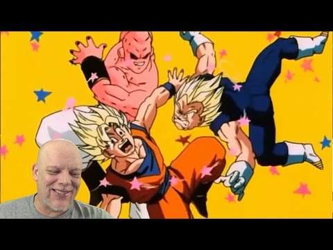 REACTION VIDEO | Goku and Vegeta Funny Moments #2 - Best Comedy Duo Ever?