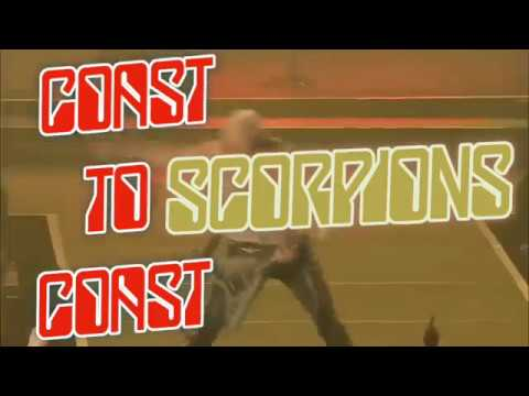 Scorpions ~ Coast to Coast(2014)