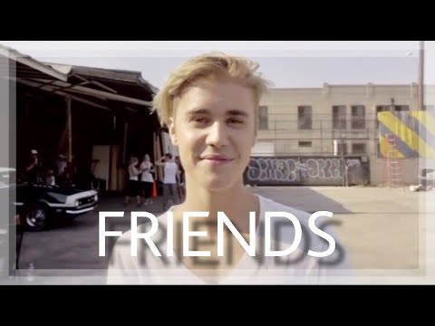 Justin Bieber - Friends ft. Bloodpop (Official Video)