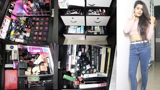 My Makeup Collection & Storage  2018   Super Style Tips