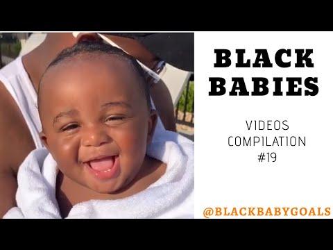 BLACK BABIES Videos Compilation #19 | Black Baby Goals