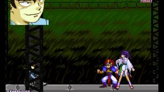 Kishin Douji Zenki FX - Vajura Fight - Co-Op Netplay - User video
