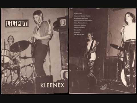 Kleenex/Liliput - Nighttoad