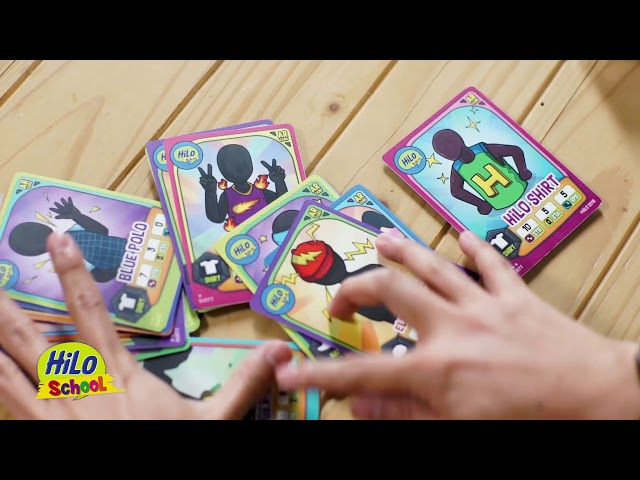 HiLo School Augmented Reality Draw & Play 2