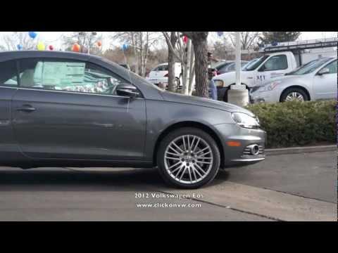 2012 Volkswagen Eos Greeley, Fort Collins, Denver CO