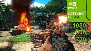 Far Cry 3 GamePlay [PC] in Nvidia Geforce GT 740 - No Commentary part 1