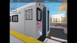 [MBTA] Roblox-Ride on Commuter rail from South Station-Yawkey