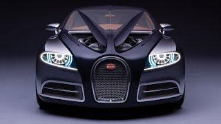 Bugatti внедорожник, Новый BMW I4, Porsche в Ралли, Электрический Mustang, Игра WRC 8