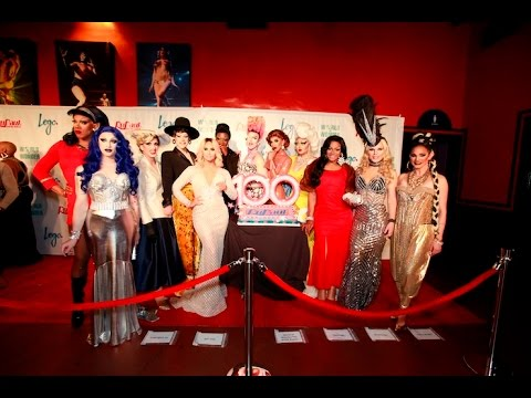 RuPaul's Drag Race Season 8 LA Red Carpet Premiere