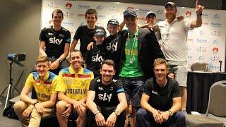 Team Sky v Orica GreenEDGE - #SKYvOGE Is Back!
