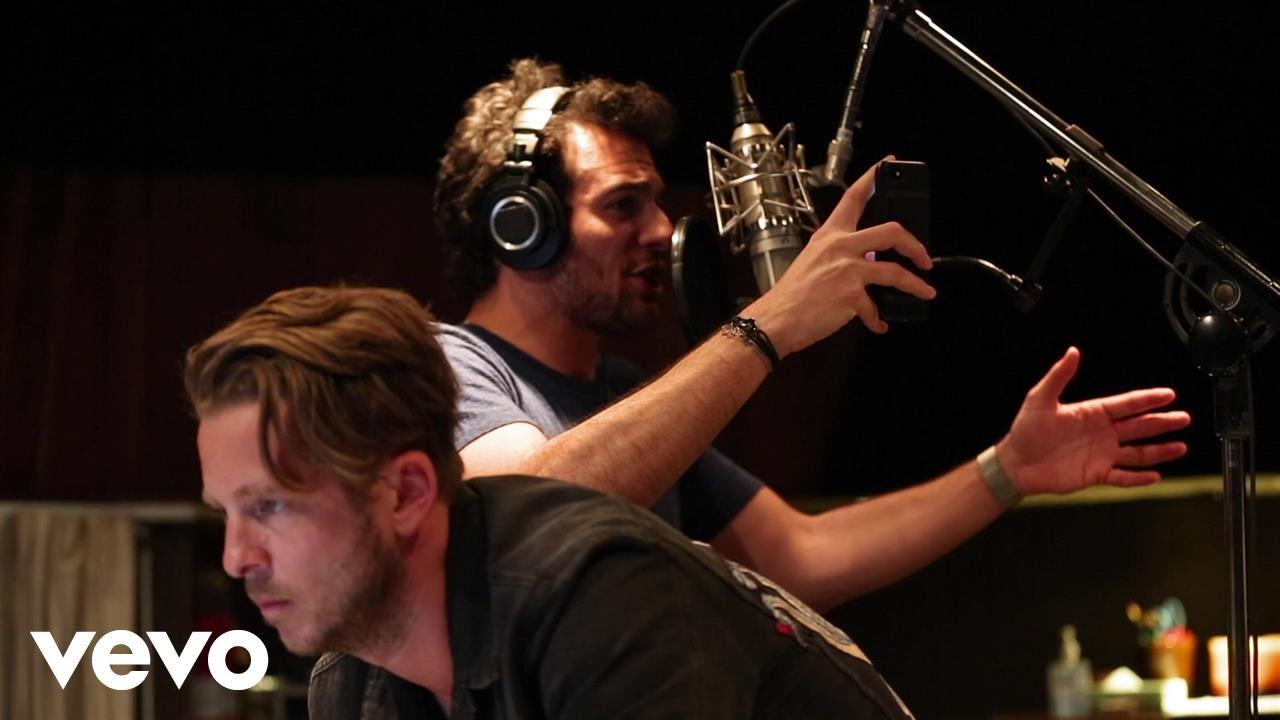 OneRepublic - No Vacancy (The Recording Session) ft. Amir