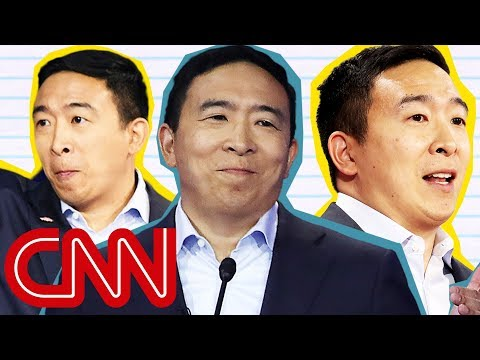 How Andrew Yang wants to fix the US economy