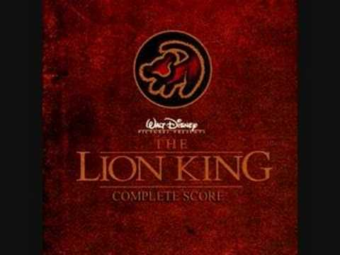 ... To Die For (Uncut) - Lion King Complete Score