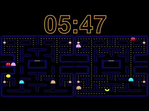 Pacman 10 Minute Timer