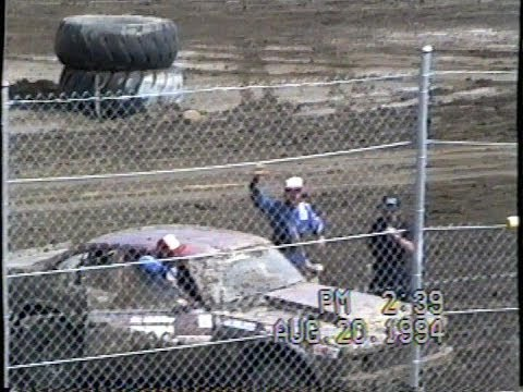 Great lesson in patience Class 6 Lake Odessa MI 1994 mud bog