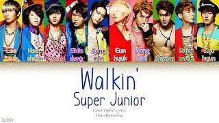 Super Junior - Walkin'