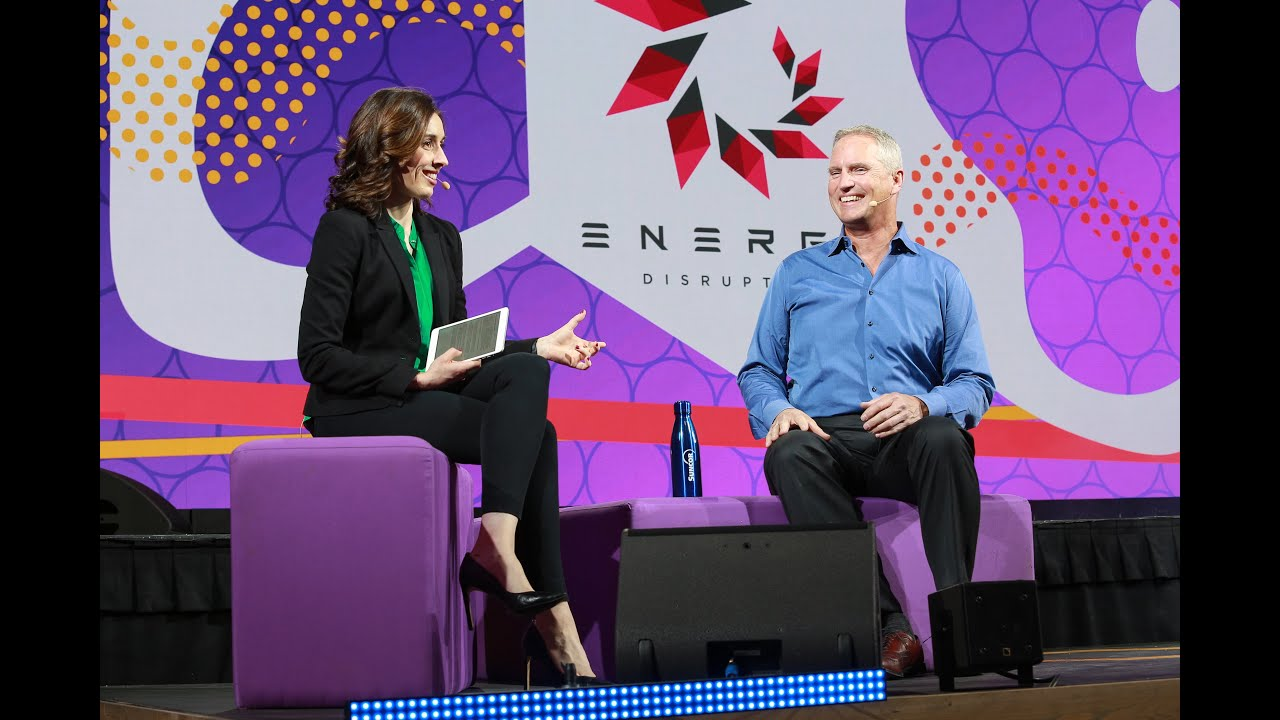 An insight into the future of energy in North America   Mark Little - CEO Suncor Energy   EDU2019