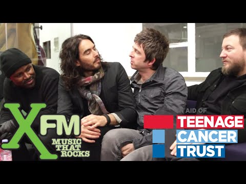 Teenage Cancer Trust Special | The Russell Brand Show | XFM