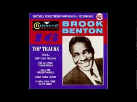 BROOK BENTON  TIES THAT BIND