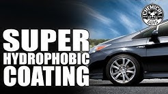 Super Hydrophobic Car Coating - Carbon Flex C9 Coating - Chemical Guys