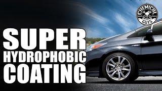 Super Hydrophobic Car Coating - Carbon Flex C9 Coating - Chemical Guys