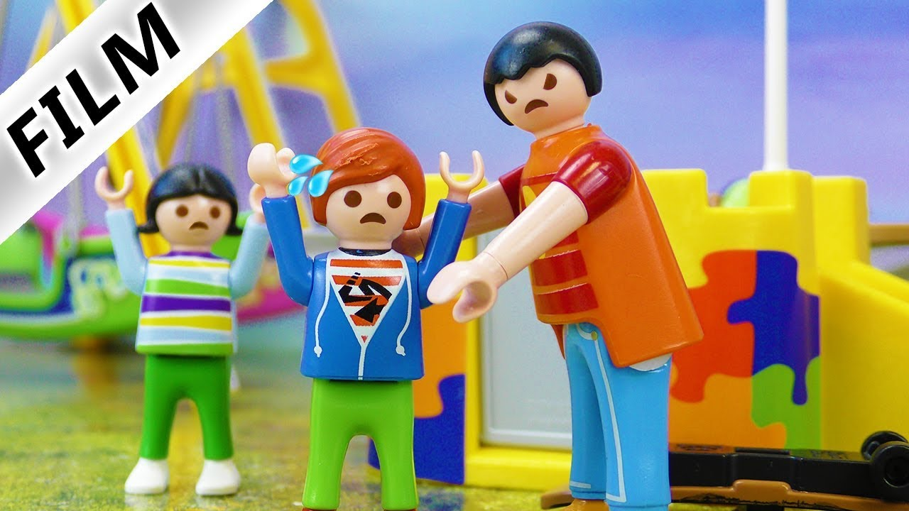 Familie Vogel Playmobil Ausmalbilder : Playmobil Film Deutsch Mieser Plan Vom Gro En Julian Julian
