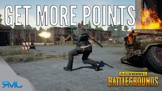 GET MORE BP POINTS IN PUBG - Playerunknown's Battlegrounds
