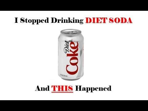 Stop Drinking Diet Soda NOW!!