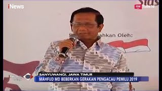 Download Video Mahfud MD Beberkan Gerakan Pengacau Pemilu 2019 - iNews Pagi 23/02 MP3 3GP MP4