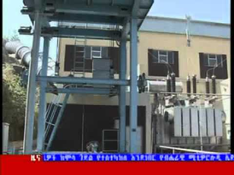 Ethiopia Tana Beles Hydroelectric power at full capacity
